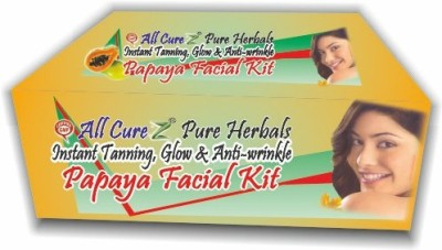 All Curez Papaya Facial Kit 500 g