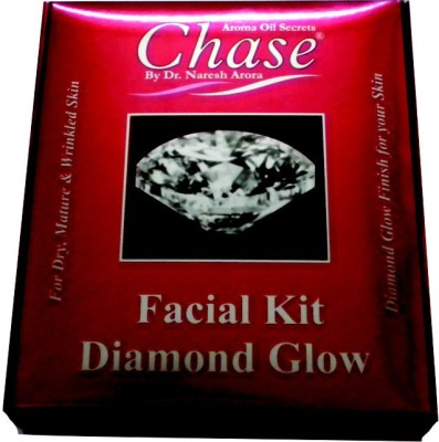 Chase Diamond Facial Kit 350 g