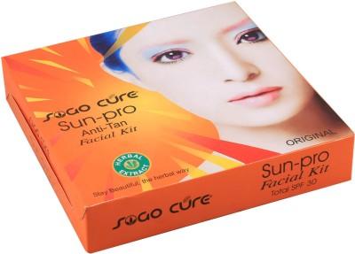 Sogo Cure Sun Pro Anti-Tan Facial Kit 410 g
