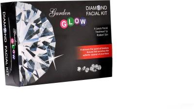 Garden Glow Diamond Facial Kit 275 g