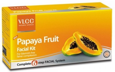 VLCC Papaya Fruit Facial Kit 60 g