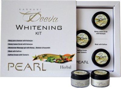 Karnani Deeva Whitening Kit (Herbal) 75 g