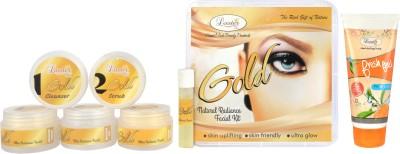 Luster Gold Facial Kit (Skin Radiance & Glow) 285 g