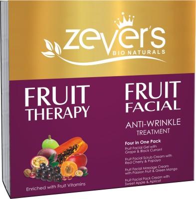 Zever Fruit Anti Wrinkle Kit 200 g