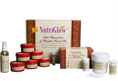 NutriGlow Anti -Pigmentation & Blemishes Facial kit 710 g