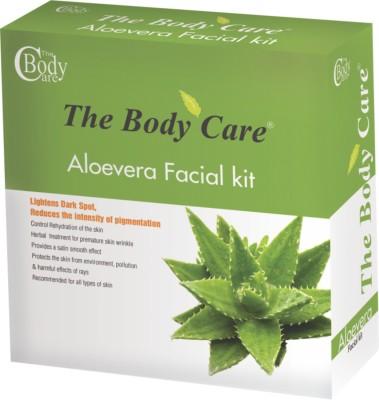 The Body Care Aloevera Facial Kit 200 g