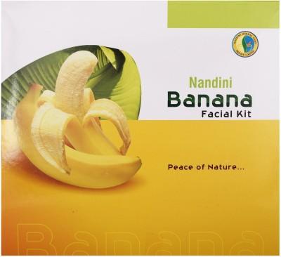 Nandini Herbal Care Banana Facial Kit, 300g 300 g