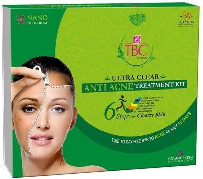 TBC by Nature Anti Blemish Treatment Kit 250 gm
