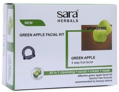 Sara Green Apple Facial Kit 50 g