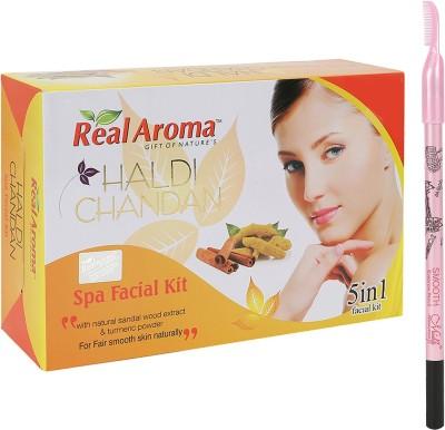 Real Aroma Haldi Chandan Spa 740 g
