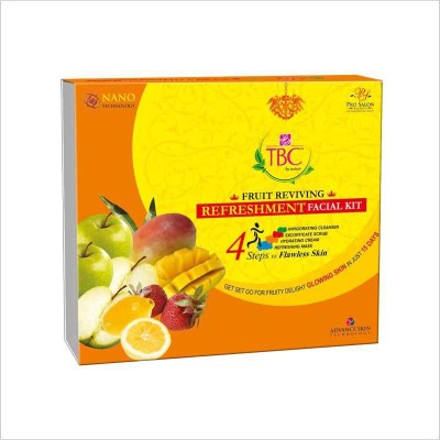 TBC by Nature Fruit Reviving Refreshment Facial Kit 400 g