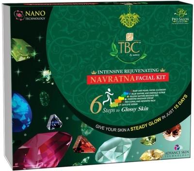 TBC by Nature Navratna Facial Kit 260 g