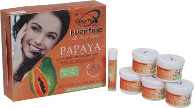 Everfine Everfine Papaya Facial Kit 250 g