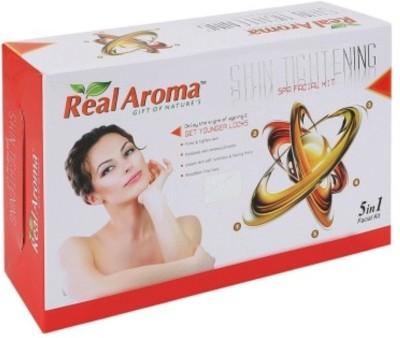 Real Aroma Skin Tigtning Facial Kit 710 g
