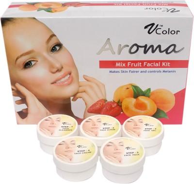 V-Color Mixed Fruit Facial Kit 270 g
