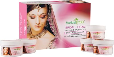 Herbal Tree Bridal Glow Facial Kit 420 g