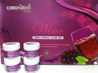 Coronation Herbal Wine Skin Firming Glow Kit 45 g
