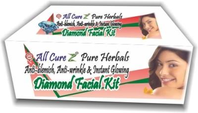 All Curez Diamond Facial Kit 500 g