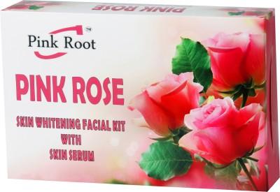 Pink Root Pink Rose Facial Kit 270 g