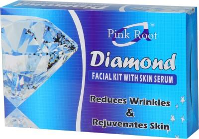Pink Root Diamond Facial Kit 270 g