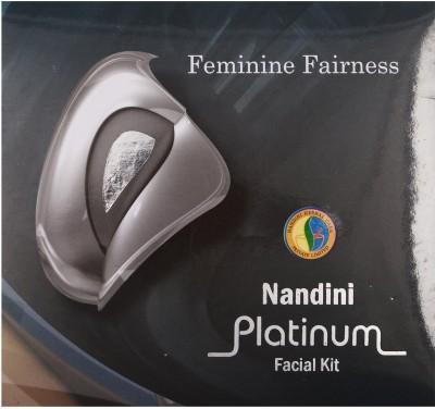 Nandini Herbal Care Nandini Platinum Facial Kit, 170g 170