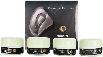 Nandini Herbal Care Platinum Facial Kit, 300g 300