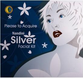 Nandini Herbal Care Silver Facial Kit 900 g