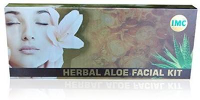 IMC toshi Herbals IMC Herbal Aloe Facial Kit 250 g