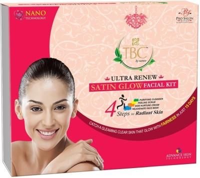 TBC by Nature Satin Glow Facial Kit 400 g