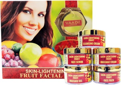 Vaadi Herbals Skin-lightening Fruit Facial Kit 270 g