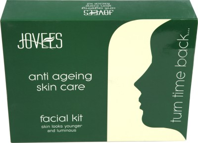 Jovees Anti Ageing Skin Care Facial Kit 315 g(Set of 6)
