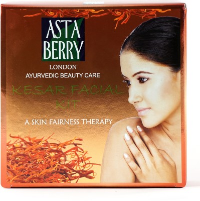 Astaberry Kesar Facial Small Kit 350 g