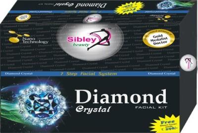 Sibley Beauty Diamond Crustal Facial Kit 340 g