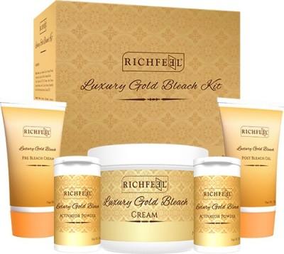 Richfeel Luxury Gold Bleach Kit 320 g