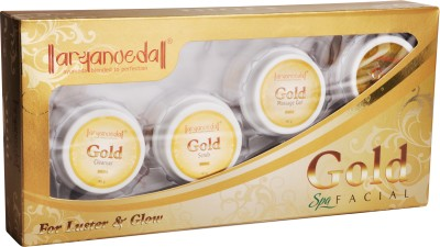 Aryanveda Herbals Gold Spa Kit 210 gm
