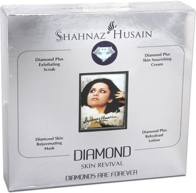 Shahnaz Husain Diamond Revival Facial Kit 40