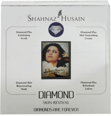 Shahnaz Husain Diamond Facial Kit Specially for Girls 40 g