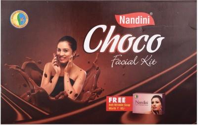 Nandini Herbal Care Choco Facial Kit 76 g