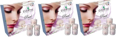Everfine Pearl Facial Kit Pack 0f 3 185 g