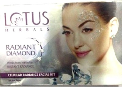 Lotus Radiant Diamond Kit 148 g