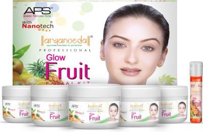 Aryanveda Herbals Glow Fruit Aps Kit 260 g