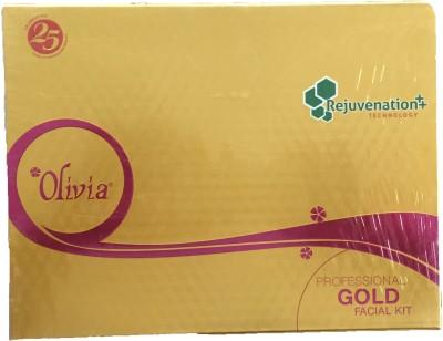 Olivia Professional Gold Facial Kit 400 g