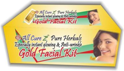 All Curez Gold Facial Kit 500 g