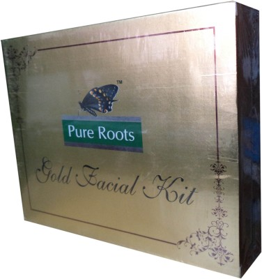 Pure Roots Pure Roots Gold Facial Kit 500 g