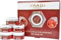 Vaadi Herbals Chocolate & Strawberry SPA Facial Kit 270 ml(Set of 5)
