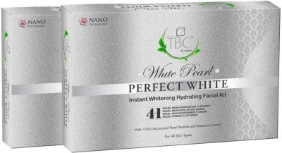 TBC by Nature Instant Whitening Hydrating Facial Kit 110 g