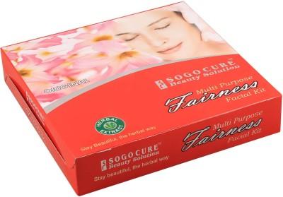 Sogo Cure Multipurpose Fairness Facial Kit 410 g