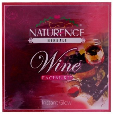 Naturence Wine Facial Kit 80 g