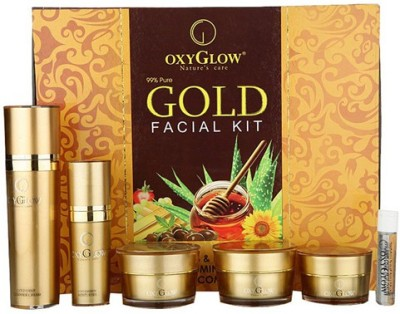 Oxyglow Gold Facial Kit 165 g