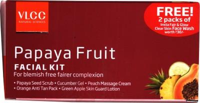 VLCC Papaya Fruit Facial Kit 50 g